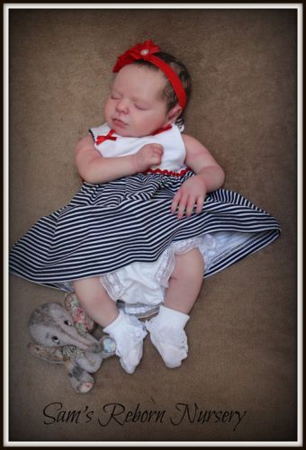 Beautiful Prototype Reborn Baby Doll ~ Macey Twin 1 ~ Sam's Reborn Nursery | eBay