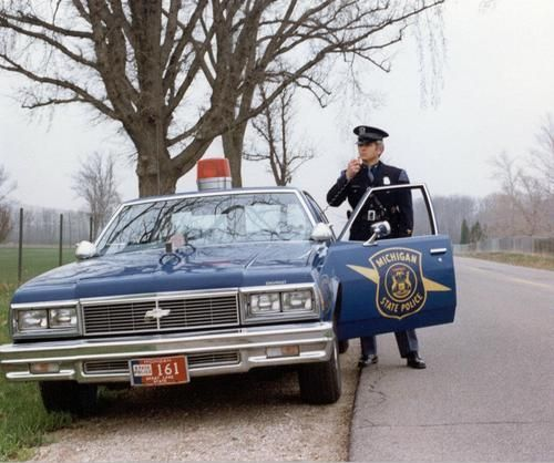 Michigan State Police, 1981 Chevrolet