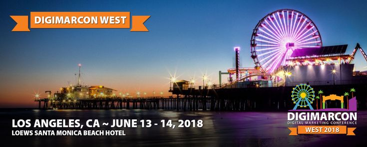 DigiMarCon West 2018 Unveils the Latest Strategies in Digital Marketing