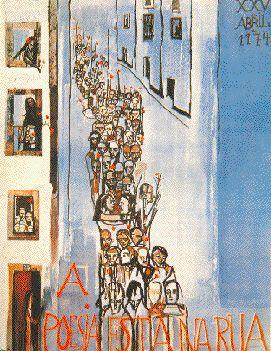Cartaz 25 de Abril, Vieira da Silva