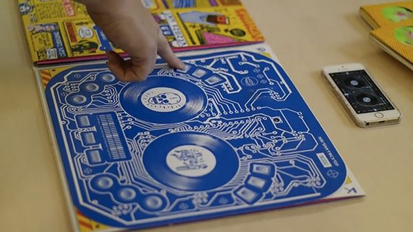 DJ QBert's Album Artwork Doubles as a DJ Controller... Back in 2013, legendary turntablist DJ QBert launched a Kickstarter campaign to fund his new album, Extraterrestria. While many crowdsourcing campaign