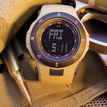 5.11 Tactical watch. This watch was great for any circumstance.