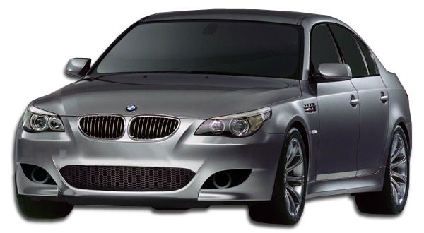 Duraflex 04 10 Bmw 5 Series E60 M5 Style Body Kit Bmw 5 Series