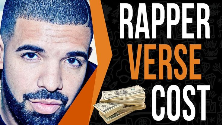 How Much For A Verse? (Drake Future J Cole Jay Z Kendrick Lamar) How Much For A Verse? (Drake Future J Cole Jay Z Kendrick Lamar) Word on the street prices for rappers Drake Future J Cole Jay Z Kendrick Lamar Nicki Minaj and more. Music Record Label A and R Contacts List FREE: http://ift.tt/2sa1IoR 125000 Followers On My Instagram http://ift.tt/2p4anVL See The Cool Stuff On Our Facebook Page http://ift.tt/2ctJeGP Click That Subscribe Button For Yourself. Smart Rapper is a channel helping you…