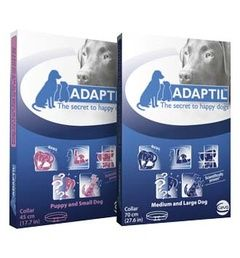 Adaptil™ (Formerly D.A.P®) - Visit dvm360.com/FearFree to learn more about Fear-Free veterinary visits