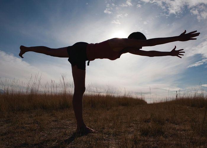 yoga para corredores