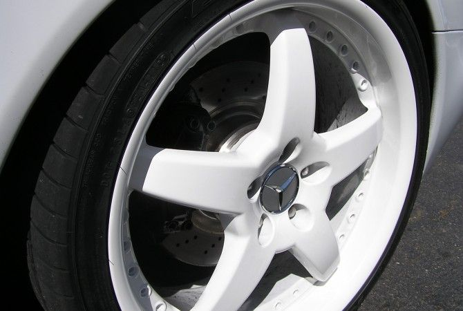 Powder Coating Wheels | Powdercoat-It