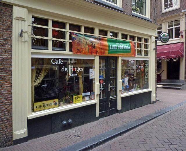 cafe de hartjes amsterdam - Google zoeken