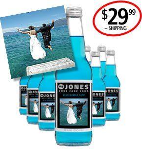 Jones Soda custom labels - I want!