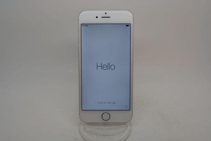 Apple iPhone 6 Plus - 16GB - Silver (Unlocked/AT&T) Smartphone #unlocked #smartphone #silver #plus #iphone #apple