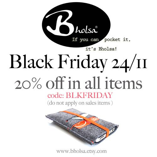 BLACK FRIDAY DISCOUNT!