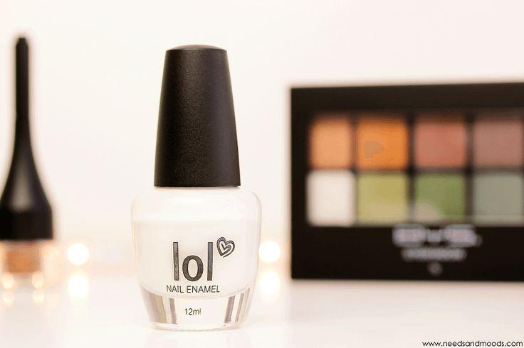 Sur mon blog beauté, Needs and Moods, je vous donne mon avis sur les produits make up de la marque Bys maquillage.  http://www.needsandmoods.com/bys-maquillage-avis/  #bysmaquillage @bysmakeup #bysmakeup #bys #maquillage #makeup #vernis #nail #polish #white #lol