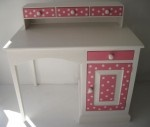 New desk with dots dots dots #kinderbureau #kindermeubelen #kinderkamers