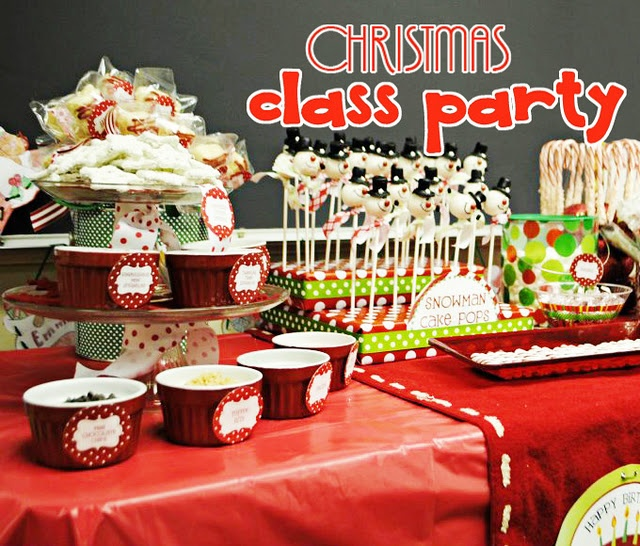 Ideas For Christmas Party For Kids Part - 19: 133 Best Christmas Class Parties Images On Pinterest | La La La, Gifts And  Christmas Crafts