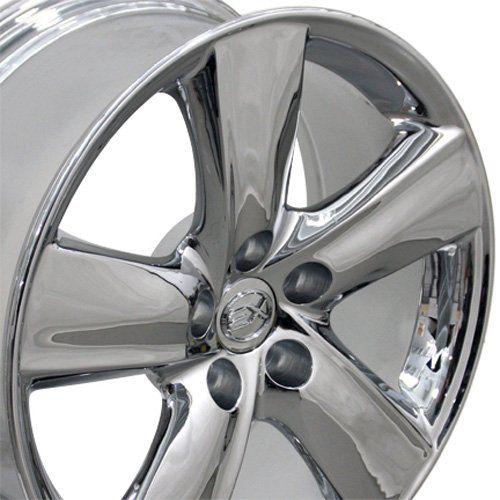 18-inch Fits Lexus – LS460 Aftermarket Wheels – Chrome 18×8 –...