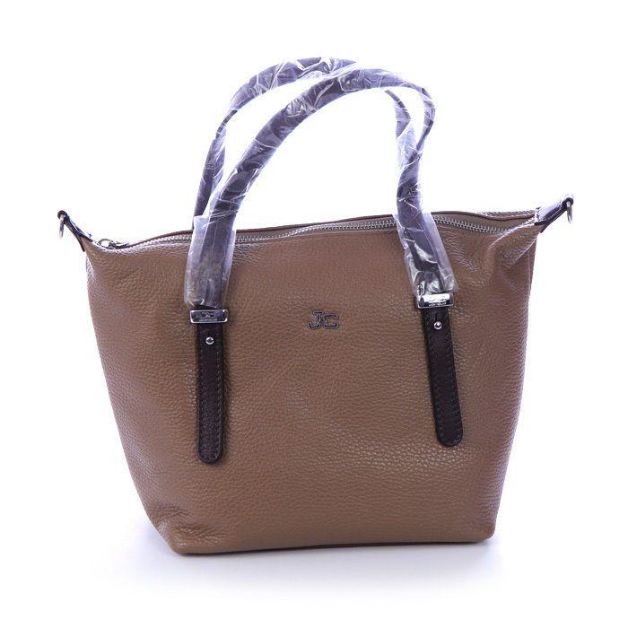 J&C JACKYCELINE Marken Handtasche, Damentasche,Umhängetasche,Echte- Ledertasche