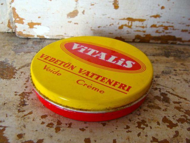 Vanha Vitalis-voiderasia