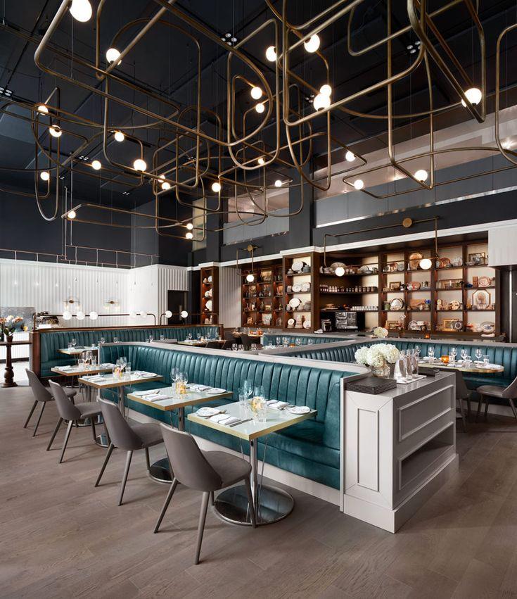 Victor, Le Germain designed by hospitality designers DesignAgency