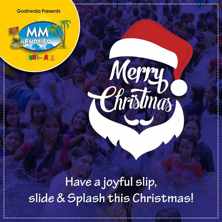 As the weather gets colder and #Santa is busy wandering on his reindeer's, why not come and visit the water paradise that is #MMFunCity! Merry Christmas to all of you! #MerryChristmas2016 #ChristmasWishes