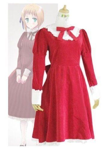 Axis Powers Liechtenstein Hetalia Red Cosplay Costume * Find out more about the great product at the image link.