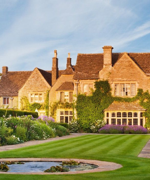 These 10 English Manor Hotels Will Fulfill Your 'Downton Abbey' Dreams  #RePin by AT Social Media Marketing - Pinterest Marketing Specialists ATSocialMedia.co.uk