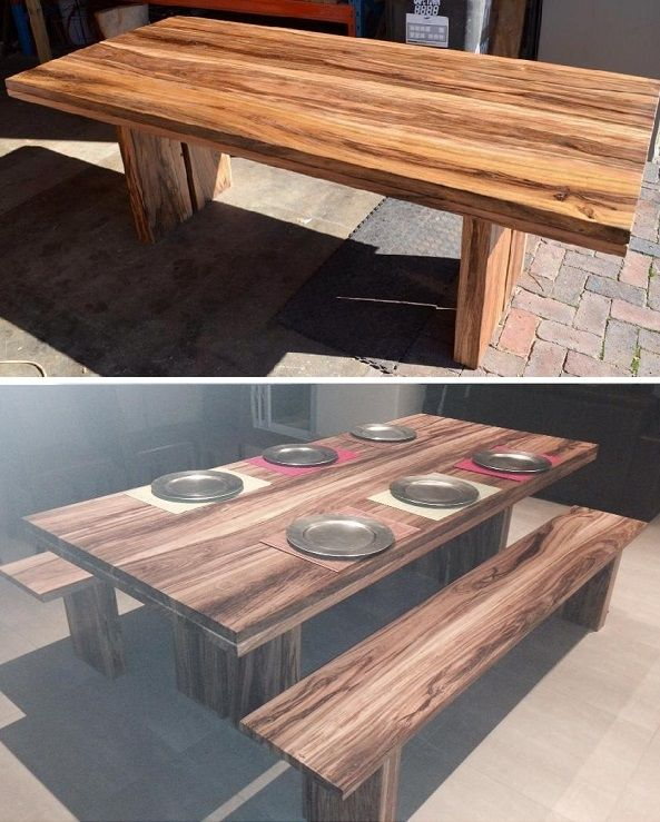 From… Ryan McCann … Have a look at the iron wood piece we made   WoodworkerZ.com
