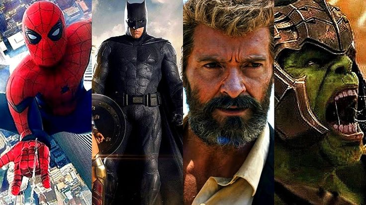 New Upcoming Movie Trailers (2017) - 6 Marvel & DC Movies 2017 you have ...