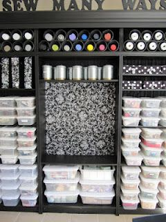 two years of posts in and i can't stop reading. this woman is the queen of crafty, super cheap, easy, brilliant organization ideas.
