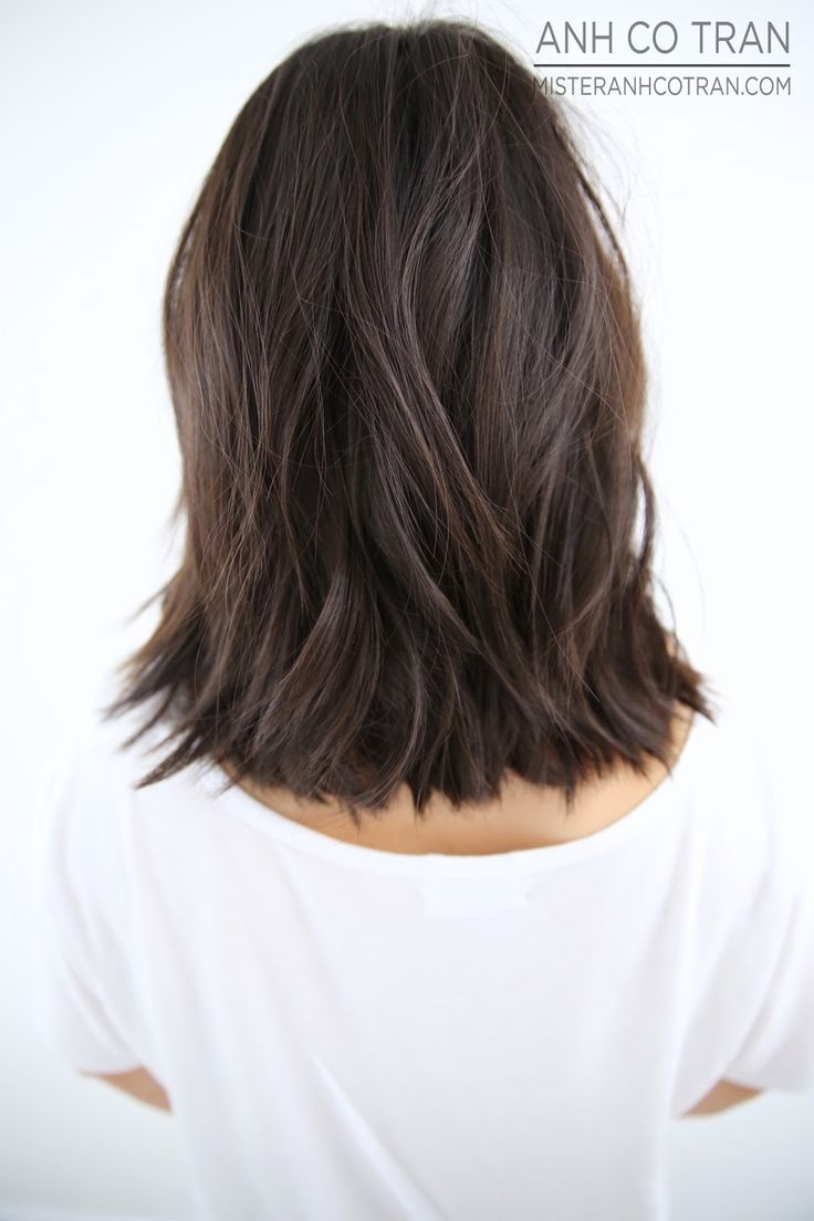 SPRING TIME IS PERFECT FOR CHANGING AND DONATING! Cut/Style: Anh Co Tran • IG: @anhcotran • Appointment inquiries please call Ramirez|Tran Salon in Beverly Hills at 310.724.8167.