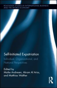 EBOOK Globalization and the development of multinational organizations have led to an increase in the number of people spending part of their lives living and working in foreign countries. While the contemporary literature has focused on organizational expatriates sent overseas by their employers, self-initiated expatriation is becoming an important area of study in its own right.