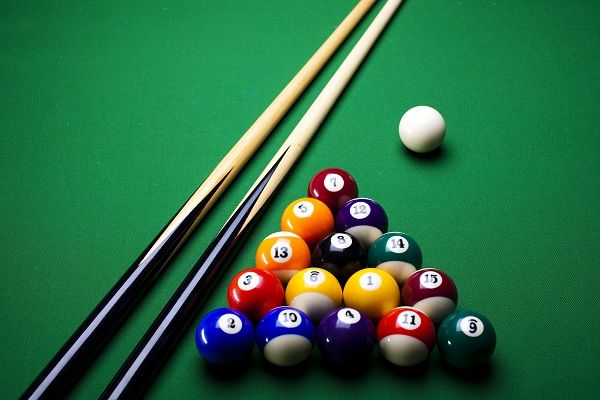 How many of these billiard terms do you know? Billiards