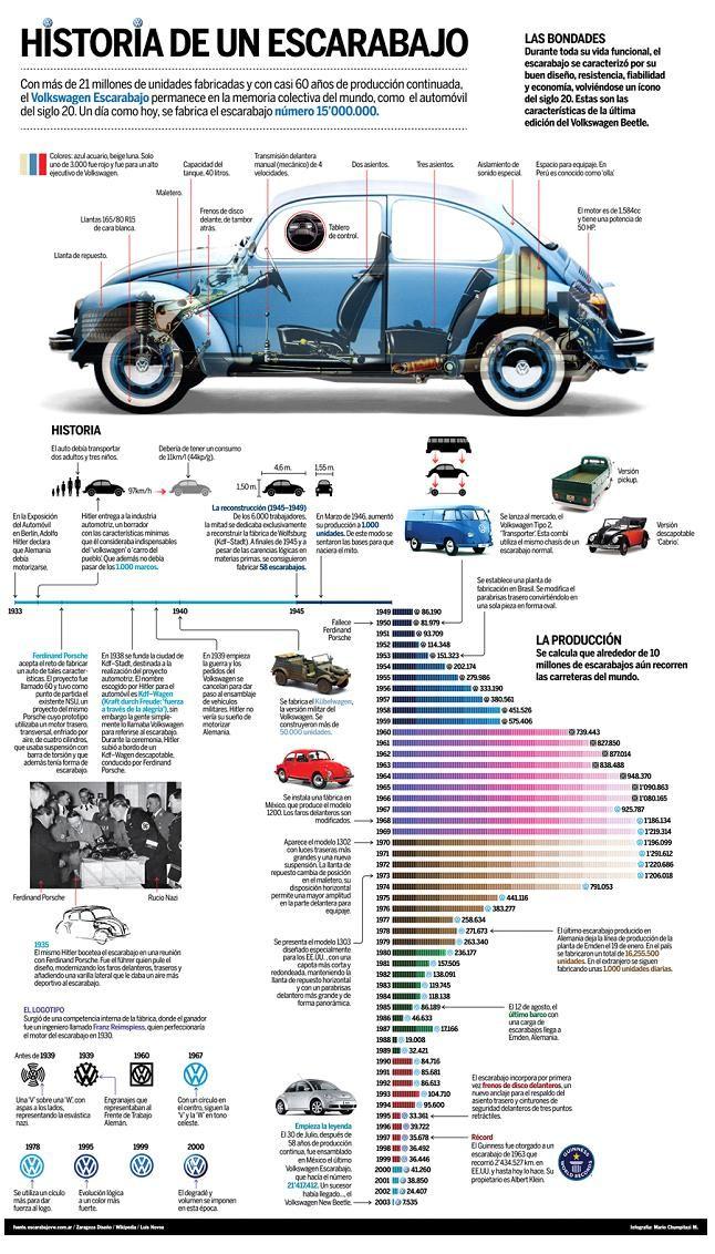 Volkswagen Escarabajo (Vochos)
