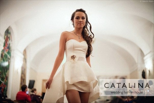 CATALINA wedding fashion house  www.catalina-wedding.ru