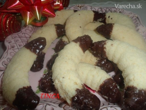 Kokosové rožteky fúkané