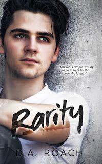Sinfonia dos Livros: [Review] Rarity by D.A. Roach