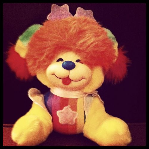 What Is The Name Of Rainbow Brite S Dog