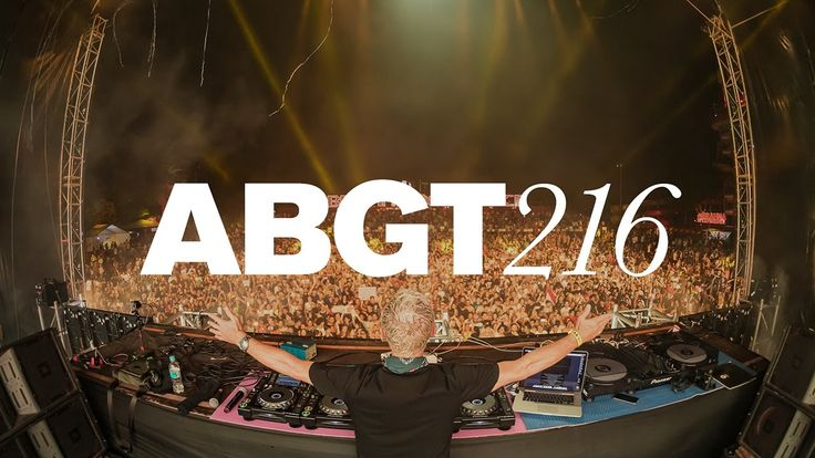 Group Therapy 216 with Above & Beyond and Cosmic Gate