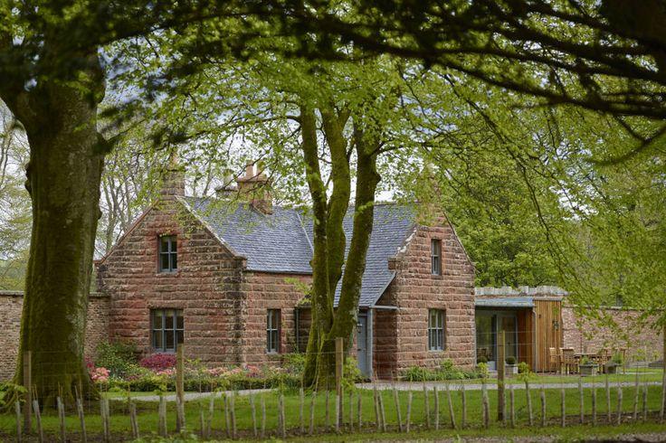 Fasque House Estate, Fettercairn, Laurencekirk AB30 1DN, United Kingdom - Gardner's Cottage | Fasque House Estate