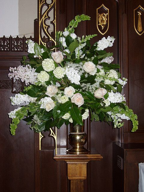 church wedding flower arrangements 296 best images about church flowers on 2947