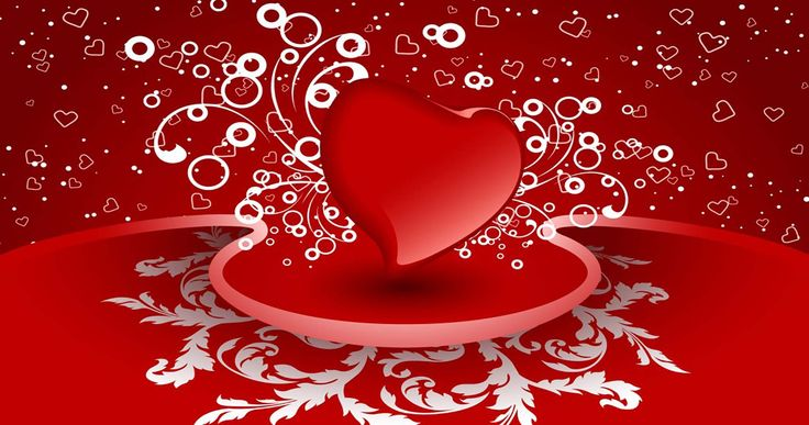 Latest Stunning 11 Valentine's Day Love Hearts Wallpapers HD 2