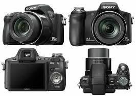 camara de fotos sony cybershot dsc-h50