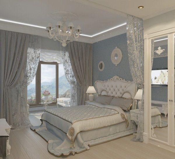 Королевская спальня - Дизайн интерьеров | Идеи вашего дома | Lodgers