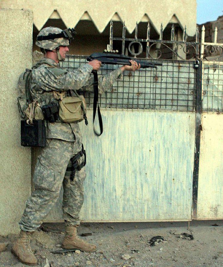 Steven Dale Green shotgun - Mahmudiyah rape and killings - Wikipedia, the free encyclopedia