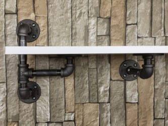 Industrial Shelving Kit