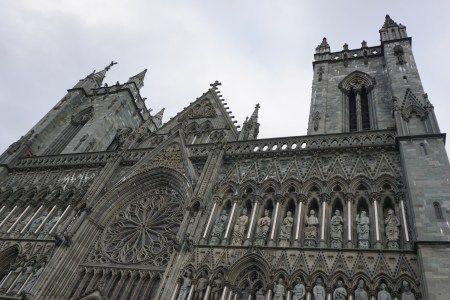 Nidarosdomen - Norway's grandest cathedralis a must-see!