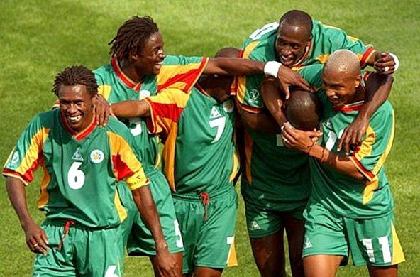 L'impresa del Senegal ai Mondiali 2002