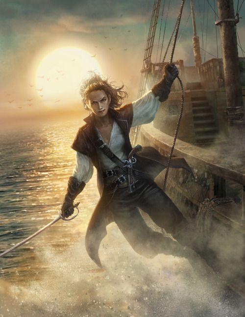 Pirate Nation Shen Fei