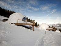 WhitePod Alpine Ski Resort - Monthey, Svizzera - 2012
