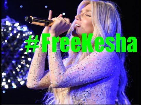 FREE KESHA - YouTube