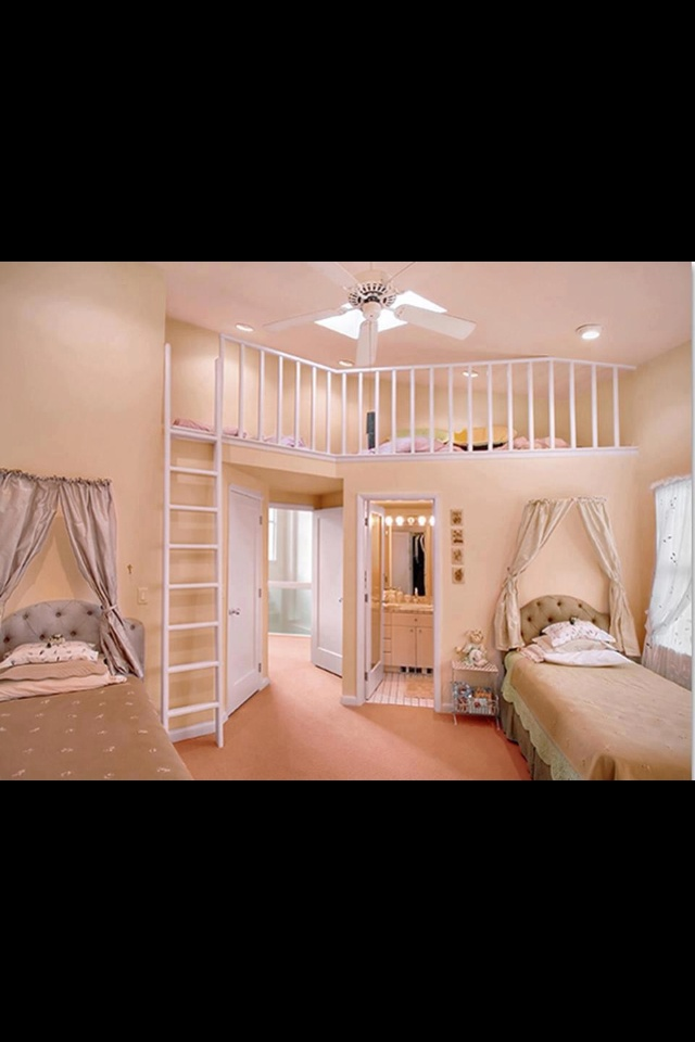 Room Designs For Teenage Girl: Whoa! This Is A Really Cool Room!